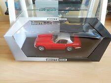 White Box (Whitebox) Lotus Elite om Red/Grey on 1:18 in Box