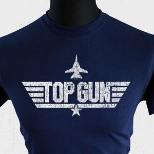 Top Gun Themed T Shirt Fighter Maverick Goose Jet United States Cool Navy 3