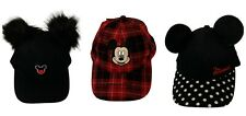 Disney Mickey Minnie Mouse Cap Boys Girls Baseball Sports Sun Hats Official New