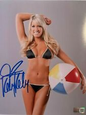 Kelly Kelly Autographed 8x10 WWE Diva Photo 3 Tristar Authenticated