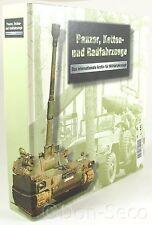 Sammelordner Panzer, Ketten- und Radfahreuge, ca. 190 Typblätter Panzer