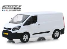 Greenlight 51094 Ford Transit Custom 2016 V362 - Frozen White 1:43 Scale