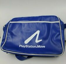 PlayStation Move PS3 PlayStation 3 Press Kit Travel Gym Bag Swag Leather Unused