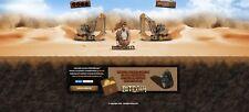 CAMPO BUCATO • WEBSITE / SITO WEB • Browser Game / Gioco Online • ESCLUSIVO