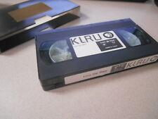 BMW Lone Star VHS Video Cassette Tape KLRU #H