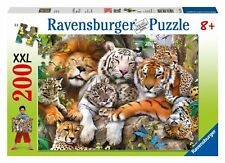 Ravensburger Puzzle-Big Cat Nap - 200 XXL - 12721