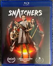 SNATCHERS BLU RAY 1 DISC ONLY FREE WORLD WIDE SHIPPING BUY IT NOW COMEDY HORROR