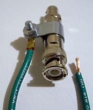 CCTV Video Surveillance BNC Coaxial COAX Surge Protector Lightning Arrester