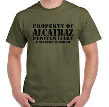 como la usó de Blondie Property of Alcatraz Camiseta Hombre Deborah Debbie Harry