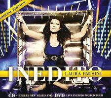Laura Pausini – Inedito (Spec.Edt.) CD+DVD Sealed