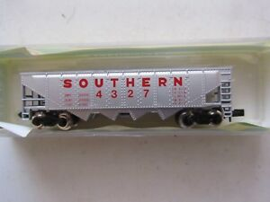 Vintage Model Power No.3421 - 4-Bay Hopper Southern Car #4327