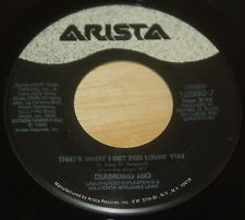 Diamond Rio 45 That's What I Get For Lovin' You / Big