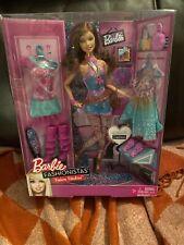 Barbie Fashionistas Fashion Fabulous Ultimate Wardrobe Set NIB Hard To Find