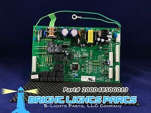 GE Main Control Board FOR GE REFRIGERATOR 200D4850G013 / WR55X10552  Green