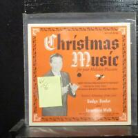 "Lennon Sisters / Welk – For Your Holiday Pleasure VG 7"" Vinyl 45 Flexi Disc 1958"