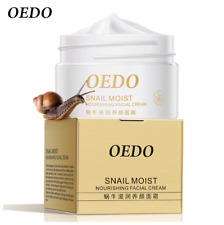 OEDO Anti Wrinkle Aging Snail Moist Nourishing Facial Cream Skin Care Firming