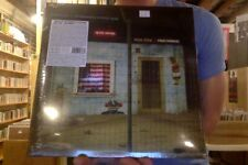 Terry Allen Pedal Steal + Four Corners LP sealed blue vinyl + 3xCD + download