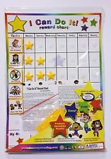 *Imperfect*  I Can Do It reward chart, Chore, behavior, incentive, job, potty