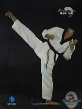 1/6 Action Figure Accessories Taekwondo Uniform VK-FS003