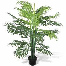 "vidaXL Artificial Phoenix Palm Tree w/ Pot 51"" Plant Potted Home Decor Patio✓"