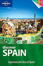 Lonely Planet Discover Spain (Full Color Country Travel Guide)-ExLibrary