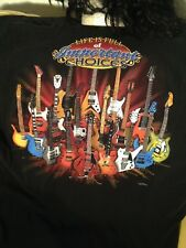 LIFE IS FULL OF IMPORTANT CHOICES GUITAR T-SHIRT, XL EXTRA LARGE