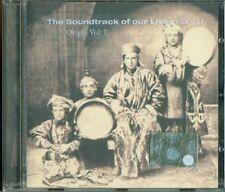 The Soundtrack Of Our Lives - Origin Vol. 1 Cd Perfetto
