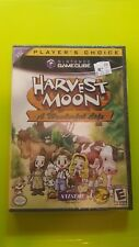 NEW AND SEALED Harvest Moon: A Wonderful Life 2004 Gamecube Player's Choice