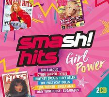 SMASH HITS GIRL POWER 2 CD (New Release 23rd June 2017)