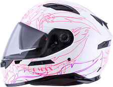 G-Max FF98 Willow Full Face Street Helmet Motorcycle Street Bike
