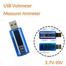 USB Measurer Doctor Voltage Current Meter Mobile Battery Tester Power Detector