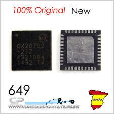1 Unidad  CX20752-21Z CX20752-212 CX20752 CX2075221Z New Nuevo 100% Original