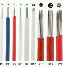 25 Stck. Microblading,PMU Round Blades R4