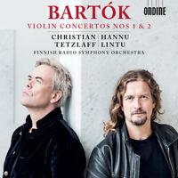 Violin Concertos 1 & 2 [New CD]