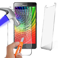 For Lenovo A6000 Shock Protective Tempered Glass Screen Protector