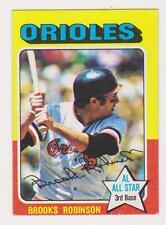 1975 Topps Mini #50 Brooks Robinson - Baltimore Orioles, Near Mint Condition!