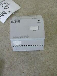 EATON POWER SUPPLY EASY 400-POW, 115/240V, 50/60HZ, #927247B USED