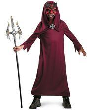 EVIL DEVILISH FIEND CHILD HALLOWEEN COSTUME BOY'S SIZE MEDIUM 7-8