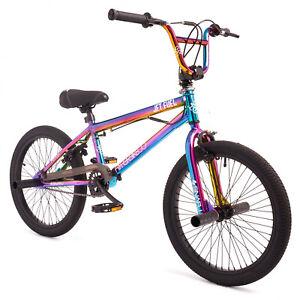 "Hyper 20"" Jet Fuel BMX Bike 48-spoke alloy rims weight 220 lbs ht 42 -50"" NEW"