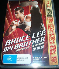 My Brother Genesis Of The Dragon Bruce Lee (Australia Region 4) DVD - Like New