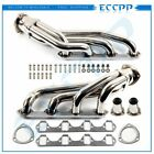 FOR 63-77 MUSTANG/COUGAR V8 260-302 5.0 STAINLESS STEEL HEADER EXHAUST MANIFOLD  for sale