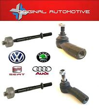 SEAT ALTEA XL 2004> FRONT L/R STEERING  INNER & OUTER TRACK TIE ROD ENDS