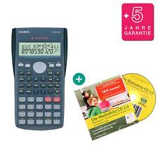 Casio FX 82 MS CALCOLATRICE + la matematica Fritz apprendimento CD E GARANZIA