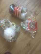 Verschiedene Farben Polystyrol Styropor Füllstoff Schaum Perlen Bälle Handw J0Z4