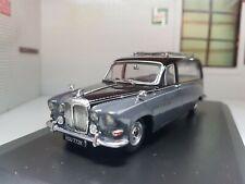 1:43 Scale Diecast Model Car Black/Grey Daimler DS420 Hearse
