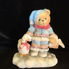 Cherished Teddies Ingrid #617237 - Bundle Up With Warm Wishes