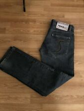 RG 512 Jeans Button Fly Closure Size 33x34 (#12)