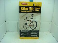 Racor Pro Bike Lift Ceiling Mount PBH-1R Bicycle Storage