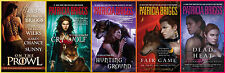 ALPHA and OMEGA Series WITH Prequel Novella by Patricia Briggs!  MMP Set 1-5!