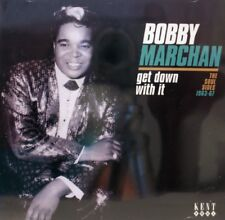 BOBBY MARCHAN 'Get Down With It' - 28 Tracks on KENT